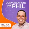 Conversations with Phil Gerbyshak - Sales, Leadership and Tech Skills to Improve Your Sales and Your Self artwork