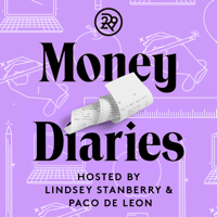 Podcast cover art for Money Diaries