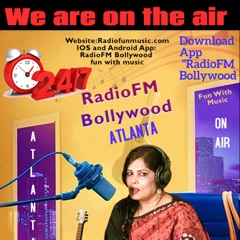 RadioFM Bollywood Atlanta, USA.