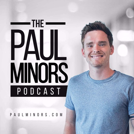 Cover image of The Paul Minors Podcast: Productivity, Business & Self-Improvement