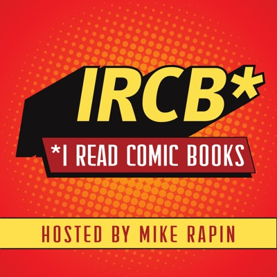 I Read Comic Books Podcast Trailer