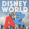 Disney World A to Z artwork