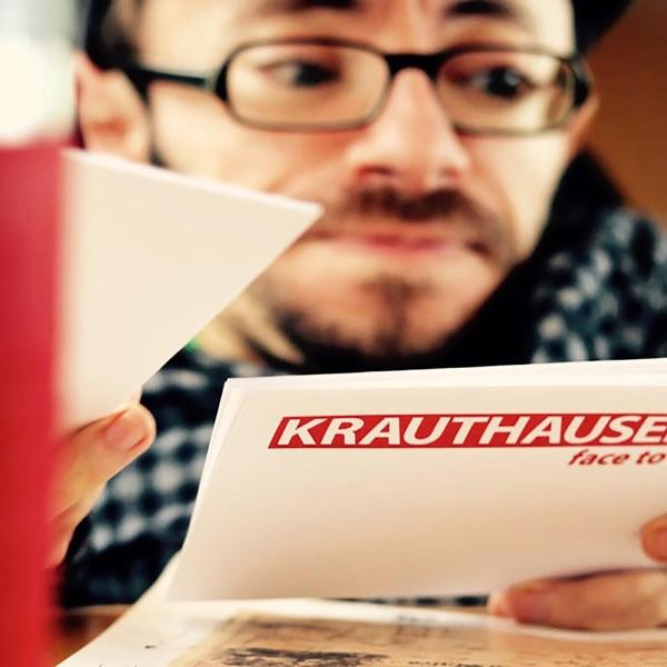 KRAUTHAUSEN – face to face (nur Audio)