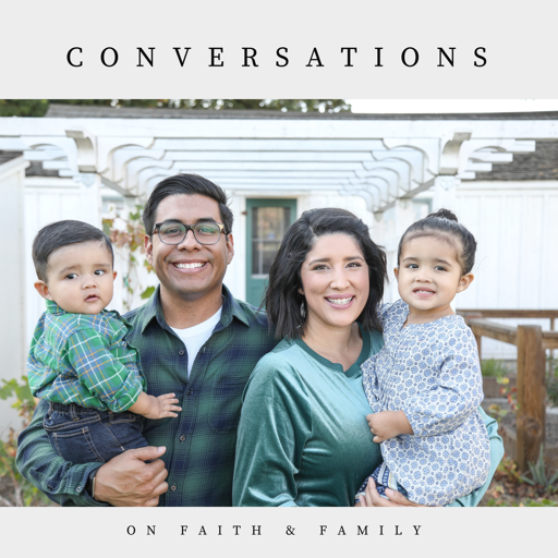 Cover image of Conversations on Faith and Family