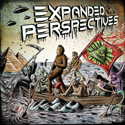 Cover image of Expanded Perspectives