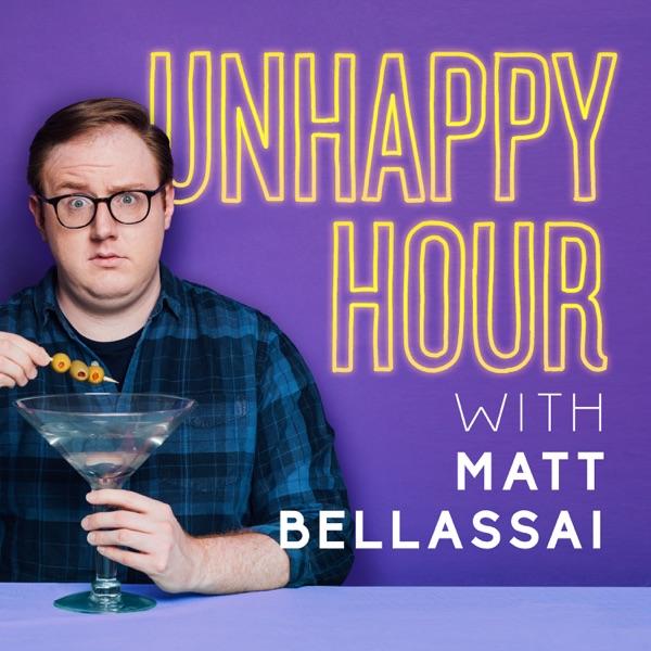 Unhappy Hour with Matt Bellassai image