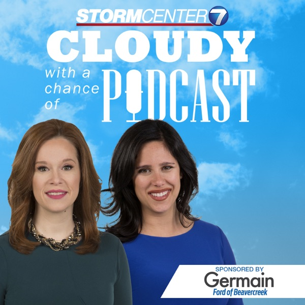 Cloudy with a chance of Podcast: A podcast for weather fans
