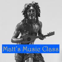 Matt's Music Class podcast