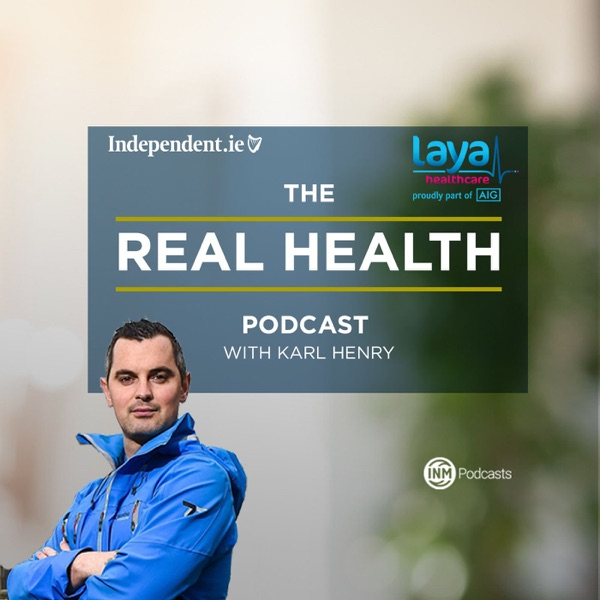 The Real Health podcast with Karl Henry