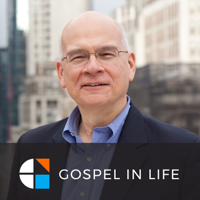 Podcast cover art for Timothy Keller Sermons Podcast by Gospel in Life