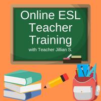 Online ESL Teacher Training podcast