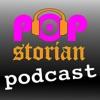 Popstorian Podcast artwork