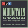 NPR's Mountain Stage artwork