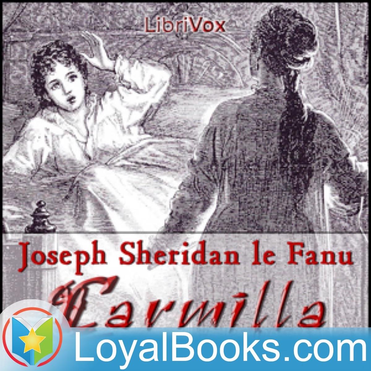 Carmilla by Joseph Sheridan LeFanu