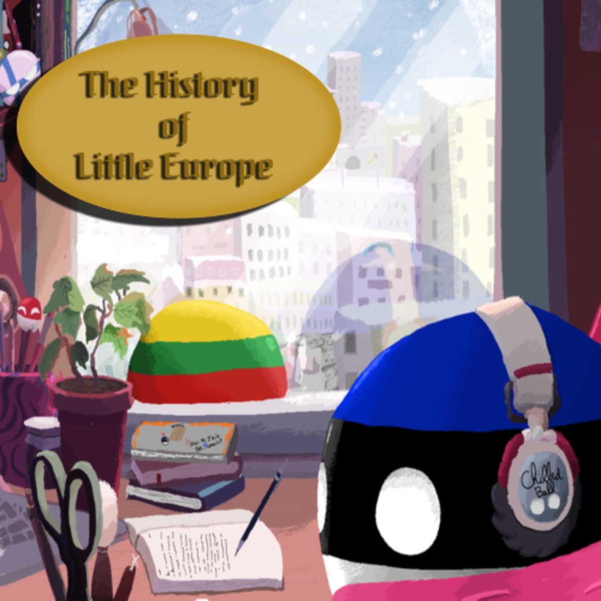 History Of Little Europe