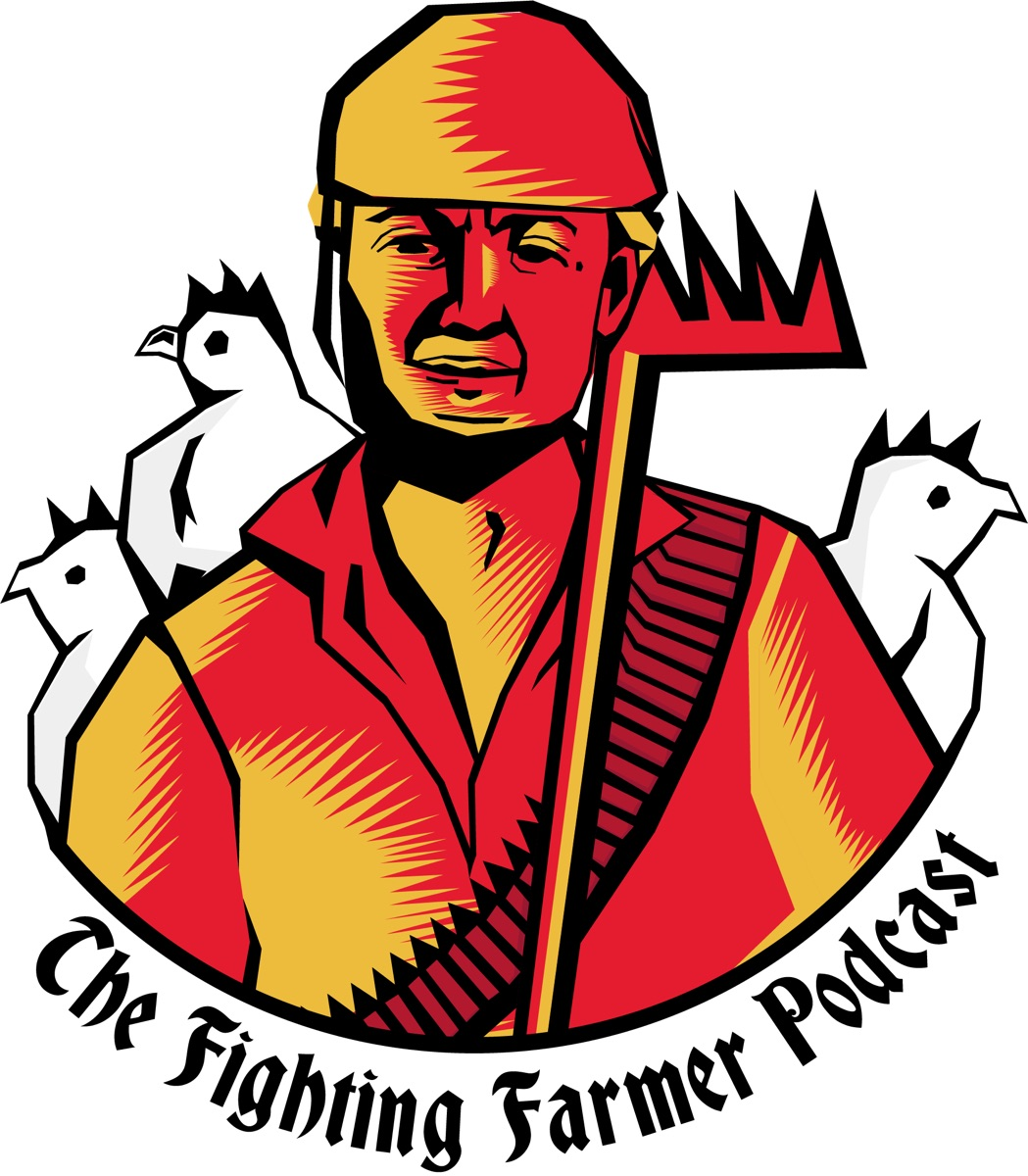 The Fighting Farmer Podcast with Terrell Spencer