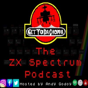 The ZX Spectrum Podcast