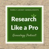 The Research Like a Pro Genealogy Podcast