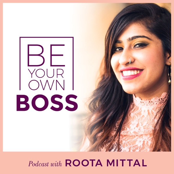 #BeYourOwnBoss: The Marketing and Online Business Podcast