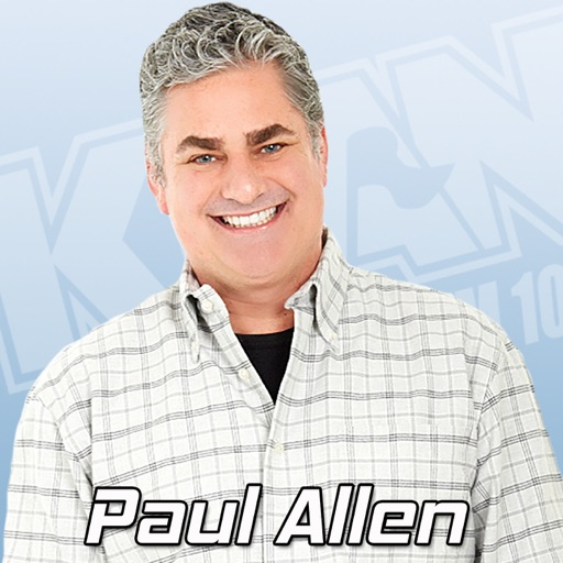 Cover image of Paul Allen