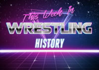 This Week In Wrestling History podcast