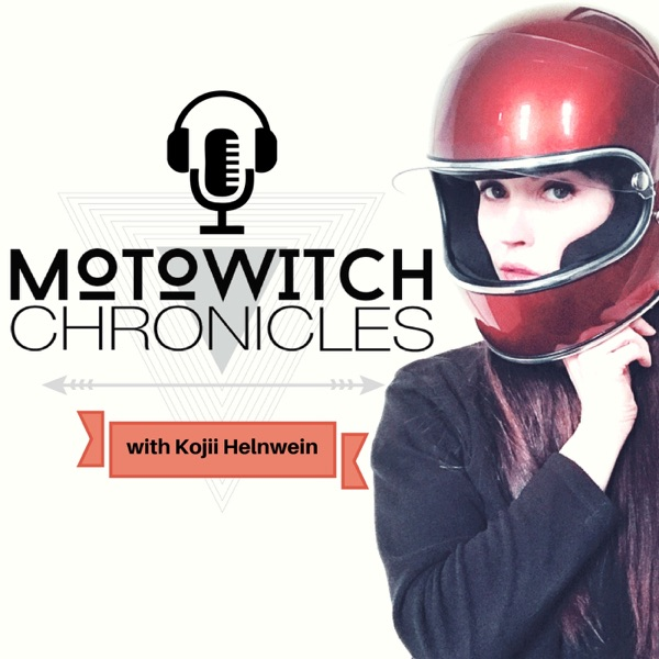 Motowitch Chronicles Motorcycle Podcast