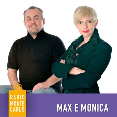 Max Venegoni e Monica Sala:Radio Monte Carlo