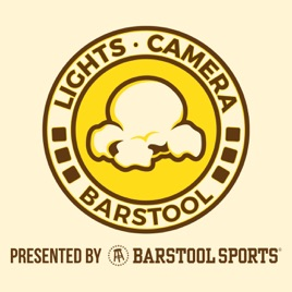 Lights Camera Barstool: LCB Ep  172 - Top 5 Favorite Disney