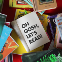 Oh Gosh, Let's Read! podcast