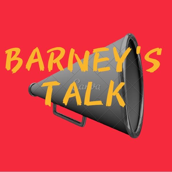 Barney's Talk Logo