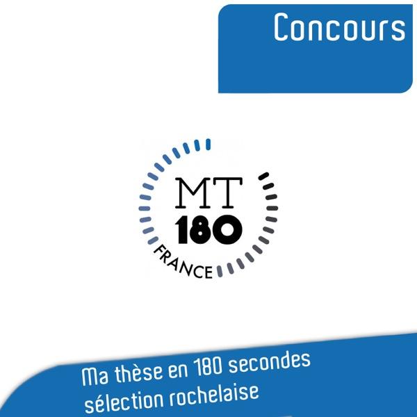 Ma thèse en 180 secondes Université de La Rochelle 2016