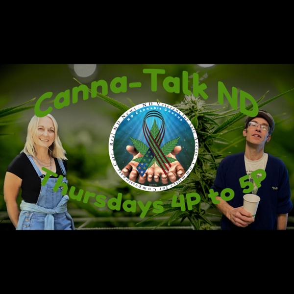Canna-Talk ND with Wilson
