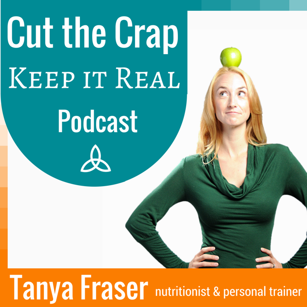 868ec1e351b74  Cut the Crap   Keep it Real Podcast - a no excuse approach to a healthier  mind