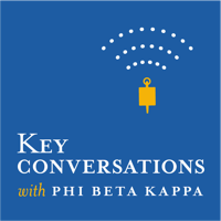 Podcast cover art for Key Conversations with Phi Beta Kappa