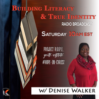 Building Literacy and True Identity podcast