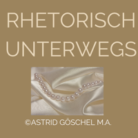 Rhetorisch unterwegs podcast