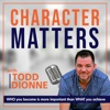 Character Matters with Todd Dionne artwork