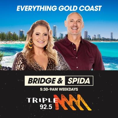 Bridge and Spida - Triple M 92.5 Gold Coast:Gold FM 92.5 Gold Coast
