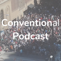 Conventional podcast