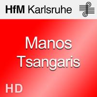 Manos Tsangaris Meisterkurs podcast