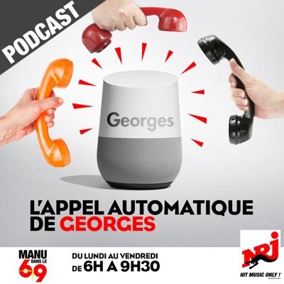 L'appel automatique de Georges:NRJ France