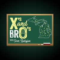 Podcast cover art for X's and Bro's with Sean Baligian