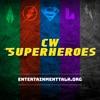 CW Superheroes artwork