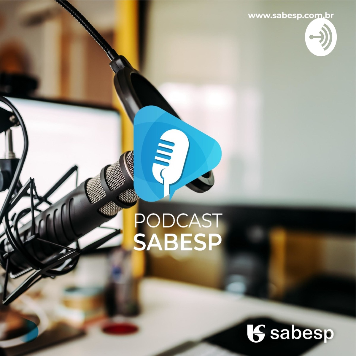 Podcast Sabesp