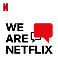 Podcast cover art for WeAreNetflix