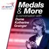 Medals & More - a conversation with Dame Katherine Grainger artwork