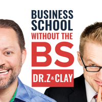 Thrivetime Show | Business School without the BS podcast