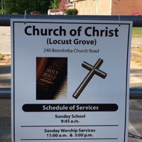 Locust Grove Church of Christ podcast