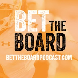 Bet The Board Podcast logo