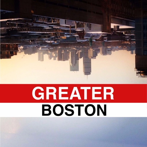 Cover image of Greater Boston